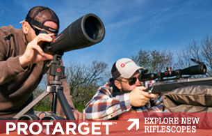 Pro Target Riflescopes by Simmons